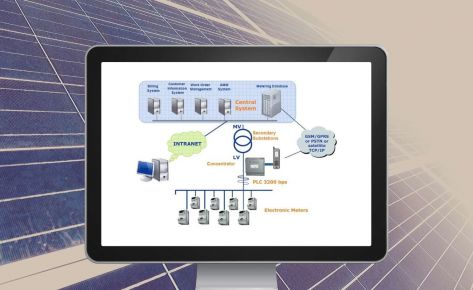 Smart metering for Enel Distribuzione