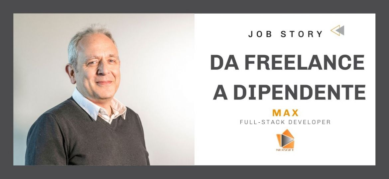 Nexsoft Jobstory Max Maffia
