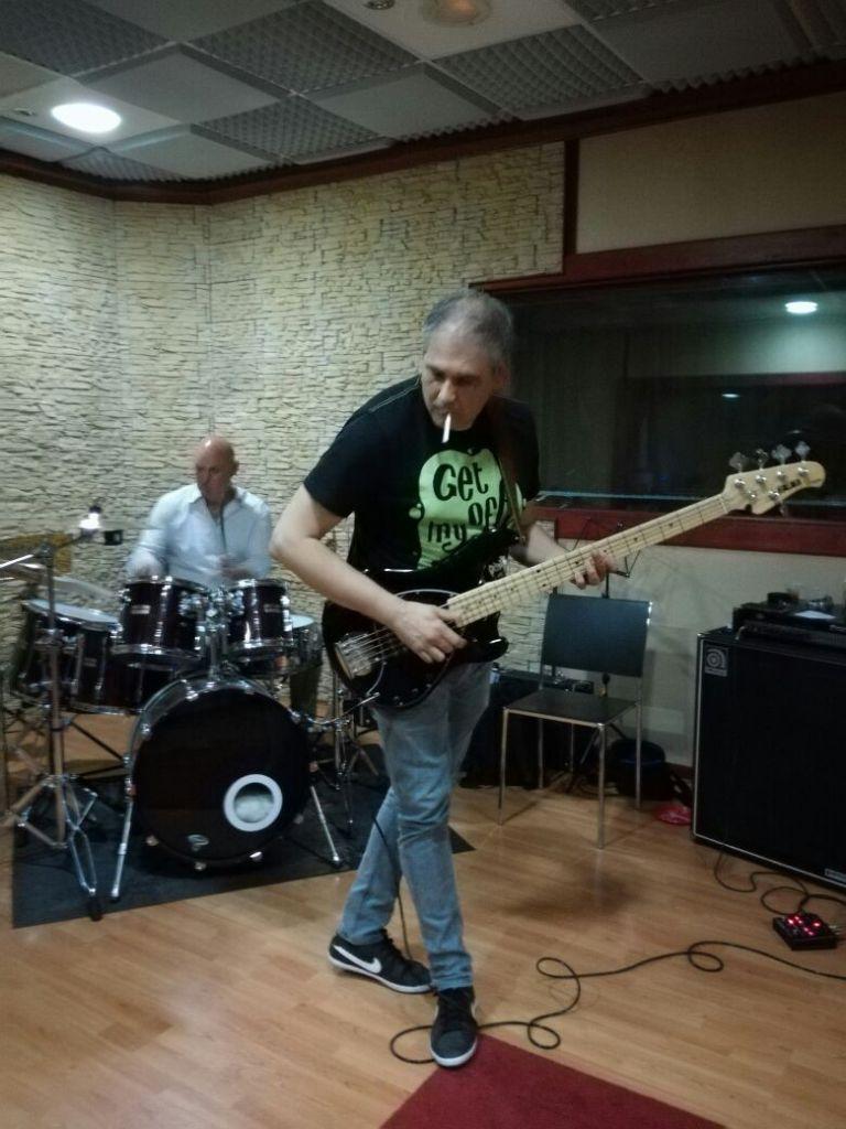 Salvatore Solimeno - musicista