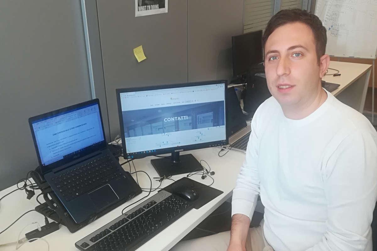 Marco De Rosa smartworking Nexsoft
