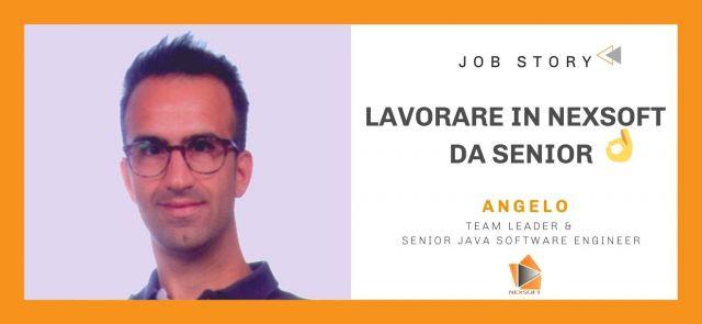 Nexsoft blog jobstory AngeloCorrado
