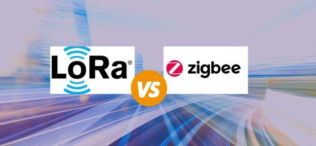 LoRA vs ZigBee